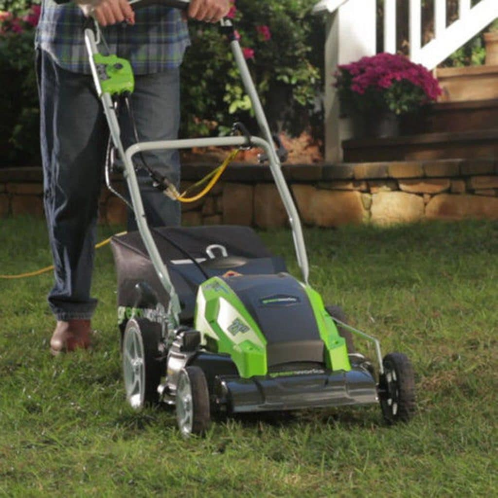 Top 7 Best Corded Electric Lawn Mower: 2020 Reviews & Buying Guide 7