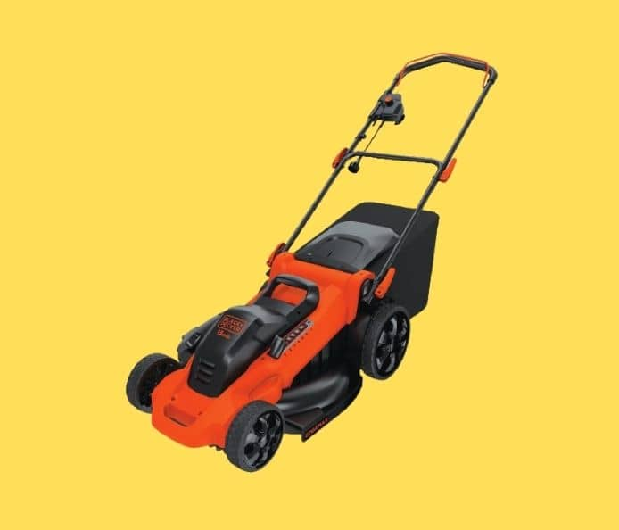 🏆 10 Best Electric Lawn Mower Reviews [Update - 2021] 17