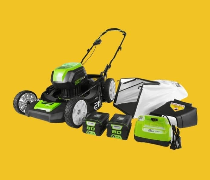 🏆 10 Best Electric Lawn Mower Reviews [Update - 2021] 3