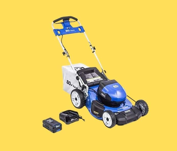 🏆 10 Best Electric Lawn Mower Reviews [Update - 2021] 5