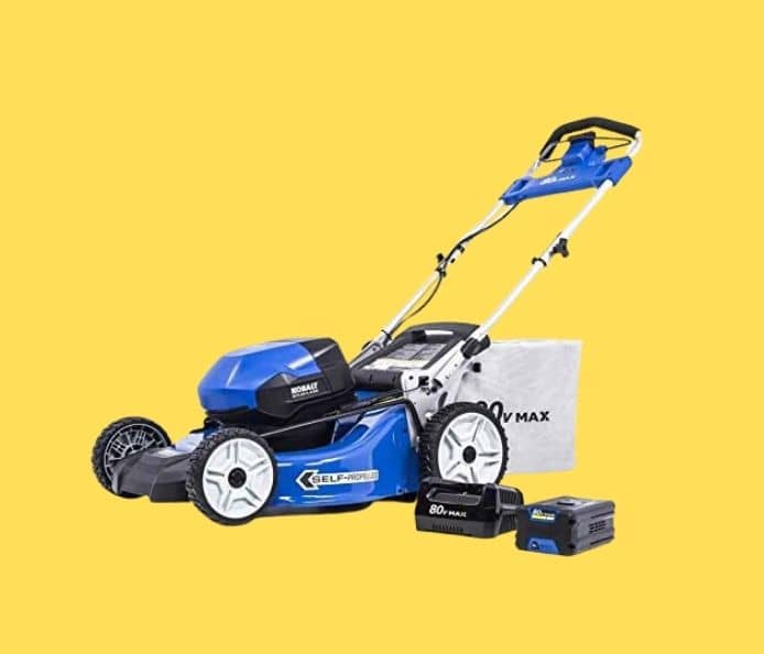 🏆 10 Best Electric Lawn Mower Reviews [Update - 2021] 6