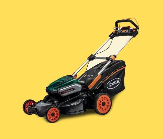 🏆 10 Best Electric Lawn Mower Reviews [Update - 2021] 13