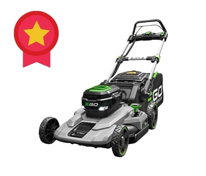 🏆 10 Best Electric Lawn Mower Reviews [Update - 2021] 1