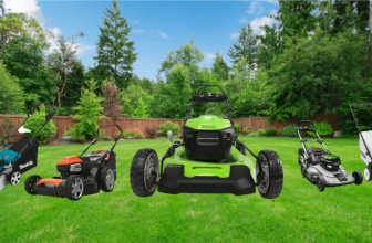 Best self propelled Lawn mower reviews and buying guide