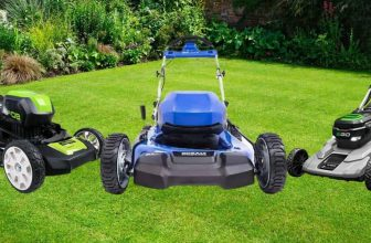 🏆 10 Best Electric Lawn Mower Reviews [Update – 2021]
