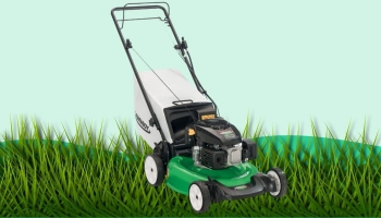 Lawn-boy 17734 Gas Powered Lawn Mower